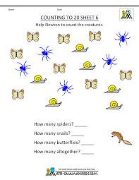 free printable kindergarten worksheets