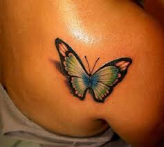 65 3d butterfly tattoos butterfly and 3d tattoos