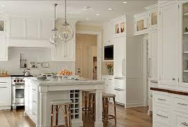 decorators white painted kitchen cabinets cabinet paint color is benjamin cc 20 decorators