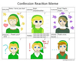 S Meme - legend of zelda love confession meme by ninjafalcon90 on deviantart