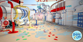 disney fantasy floor plan disney expands aquaduck fun with aqualab water play area on disney