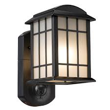security light with camera built in craftsman smart security light 6 watt 40w equiv 450 lumens