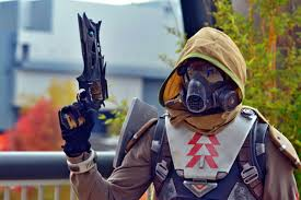 destiny costume destiny artist creates replica gear and gun to from his