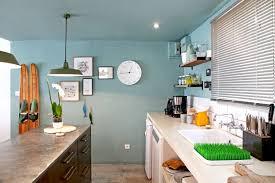 mur en cuisine idee couleur mur cuisine peinture with idee couleur mur avec