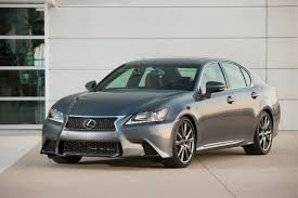lexus sedan 2015 2013 lexus gs named an iihs top safety pick