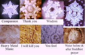 negative energy experiment emoto water crystals powerthoughts meditation club