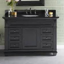 Antique Black Bathroom Vanity by Bath Vanity Antique Black Traditional Bathroom Vanities And Sink