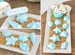 Chocolate Molds Baby Shower Beach Birthday 40th Surprise Party