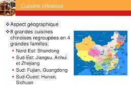 cuisines chinoises cuisine chinoise et la ère de table