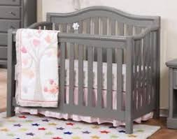 Shermag Tuscany Convertible Crib Shermag Liberty 4 In 1 Convertible Crib Grey Ebay