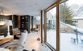 house inside house inside a hill in vals switzerland enpundit