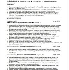 Business Banker Resume Banking Resume Format Great Resume Format 81 Terrific Example Of