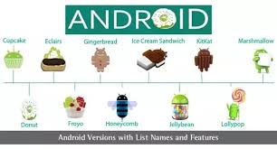 version of android what are all the list of an android version quora