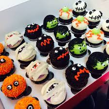 Halloween Cupcakes Cakes by Upper King Charleston Spooky Sweet Halloween Cupcakes At Cupcake