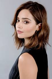 doctors and work hairstyles jenna coleman hair beauty pinterest jenna coleman hair
