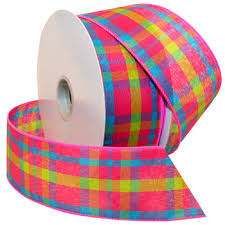 morex ribbon color chic plaid morex ribbon the more exclusive ribbon company