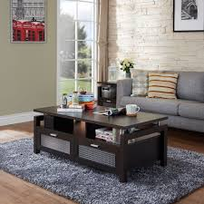 furniture of america pagoda coffee table hayneedle