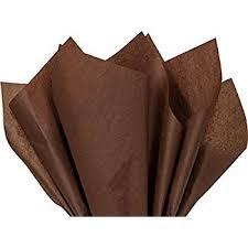 brown tissue paper bulk tissue paper 15 inch x 20 inch 100