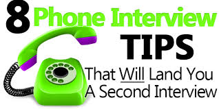 Do You Need A Resume For An Interview 8 Phone Interview Tips That Will Land You A Second Interview