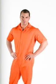 orange jumpsuit jumpsuit