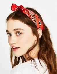 hair accessories for women hair accessories accessories women bershka united states