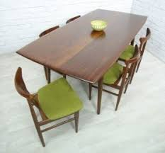 danish modern dining room furniture mid century modern dining table and chairs decor love