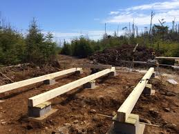 Building A Small Cabin In The Woods by How To Build A Rock Solid Low Cost Off Grid Cabin Foundation