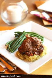 slow cooker pork shanks meatified