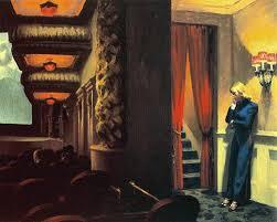 la nuit au bureau edward hopper edward hopper entre impressionnisme et réalisme le de carnet