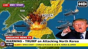 warning trump on attacking north korea youtube