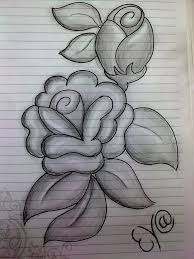 sketch of flowerpot pics drawing of sketch