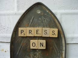 press on knick of time