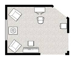 Room Planner Furniture Cut Outs For Room Planner Living Room Floor Plan