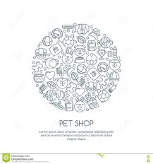 line art illustration of cat dog parrot bird turtle snake