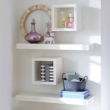 Pottery Barn Cubes Wall To Wall Shelving Pbteen