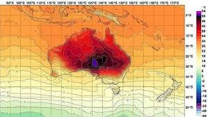 australian bureau meteorology australia is so we had to add colours to our weather maps