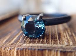 blue london rings images London blue topaz ring oxidized silver ring lovegem studio jpg