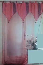 brises bises de cuisine fantaisie rideaux voilages déco couleurs maison