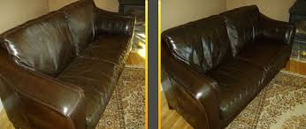 Leather Sofa Gone Sticky The Leather Doctor Leather Sofa And Car Seat Repair