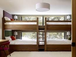 4 Bed Bunk Bed Murphy Bunk Bed Regarding Beds Design Ideas Bunks Pinterest