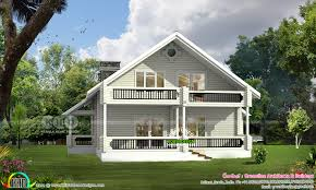 weekend cottage home architecture kerala home design and floor plans