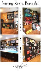 Craft And Sewing Room Ideas - my sewing room is finished u2014 crafty staci