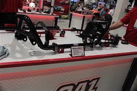 qa1 mustang k member sema 2016 qa1 expands its line of suspension kits