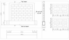 Concrete Block Floor Plans Canada Masonry Design Centre U2013 Experimental Study On Hollow Block
