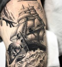 arm sleeve tattoos for men pictures to pin on pinterest tattooskid
