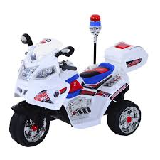 siège moto bébé moto scooter électrique pour enfants modèle policier fonctions