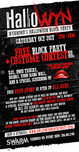 free halloween block party returns to wynwood hedonist shedonist