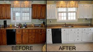 Refinishing Melamine Kitchen Cabinets by Painting Kitchen Cupboards Painting Kitchen Cupboards Youtube