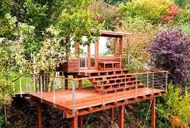 Tree House Home Tree House Elegant Modern Tree House Design