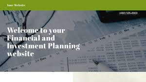 godaddy plans financial and investment planning website templates godaddy